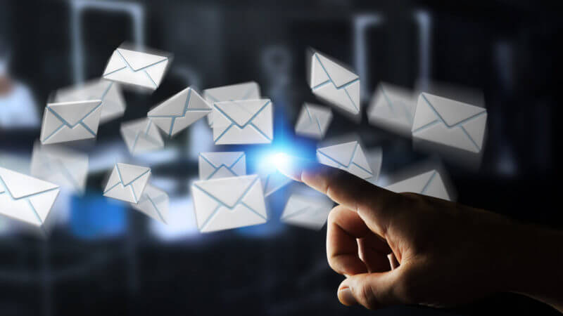 Three ways to put your valuable email data to work