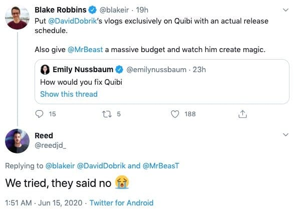 What Can Marketers Learn From Quibi's Failure?