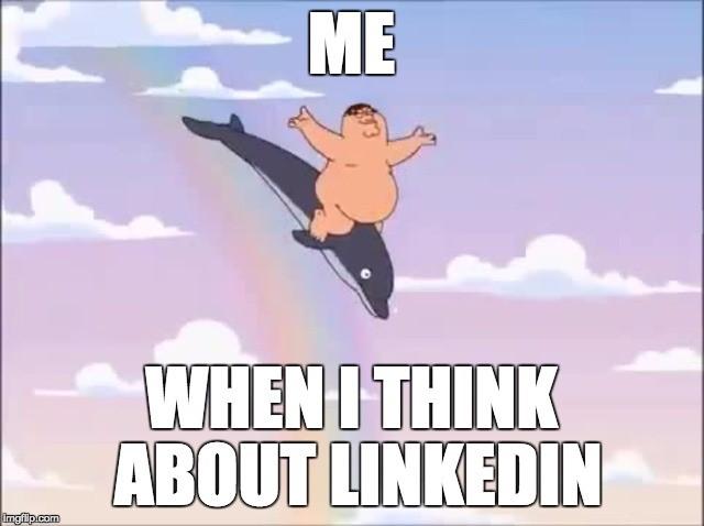 linkedin ads suck