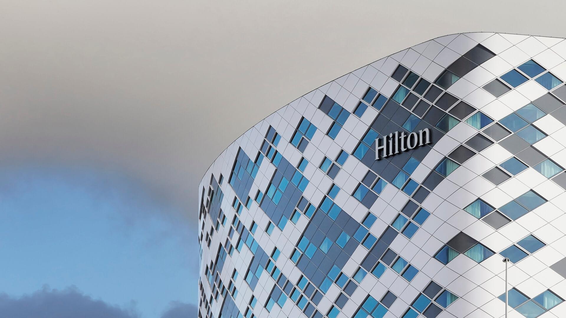 Hilton Amsterdam Airport Schiphol (c) 2016 HHonors