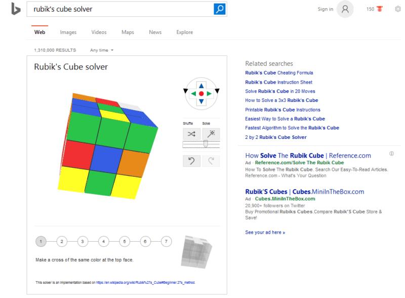 bings-rubiks-cube-solver