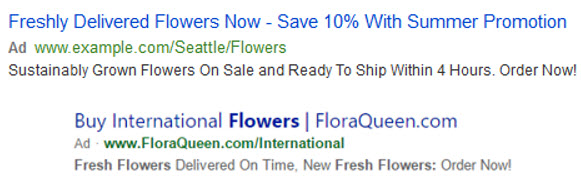 Expanded Text Ads Bing