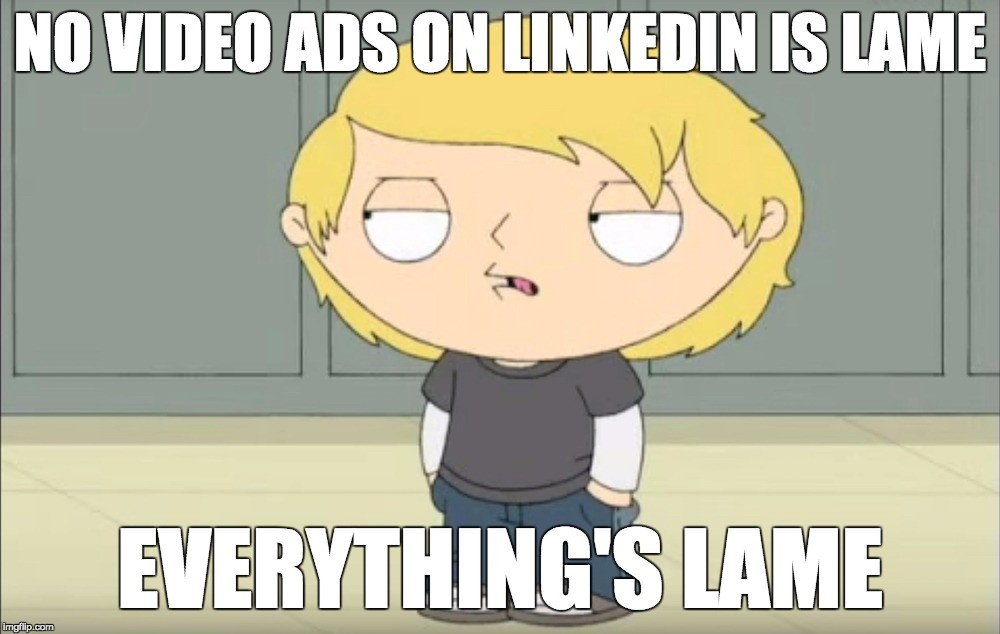problems with linkedin ads