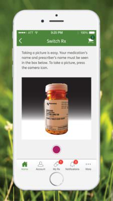 Humana Prescription app