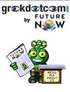 The playful and informative GrokDotCom blog was a hallmark of the conversion optimization industry.