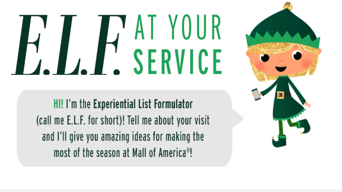 From the E.L.F. website
